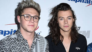 Niall Horan and Harry Styles played golf during breaks from 1D's tour