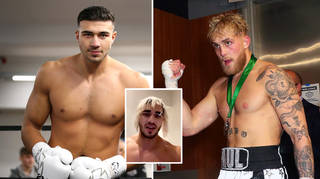 Tommy Fury and Jake Paul had a spat over social media about a potential fight