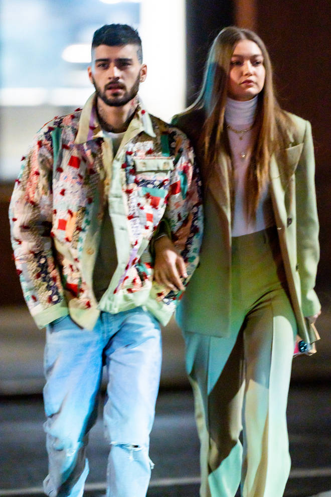 Zayn Malik and Gigi Hadid became parents in September 2020