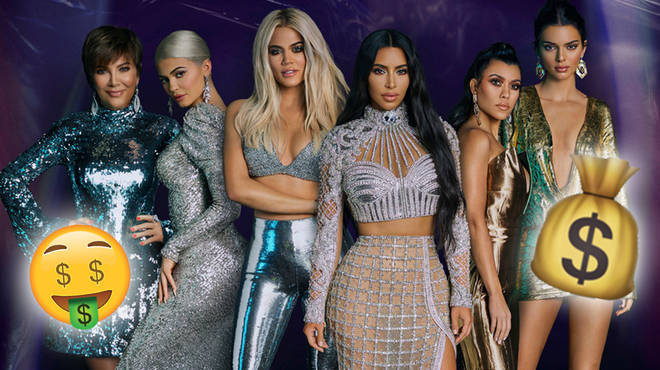 The Kardashian family have combined net worth of billions