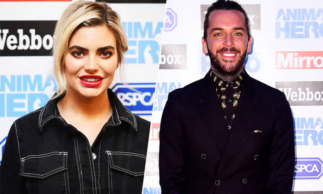 Megan Barton Hanson & Pete Wicks met at the Animal Hero Awards 2018