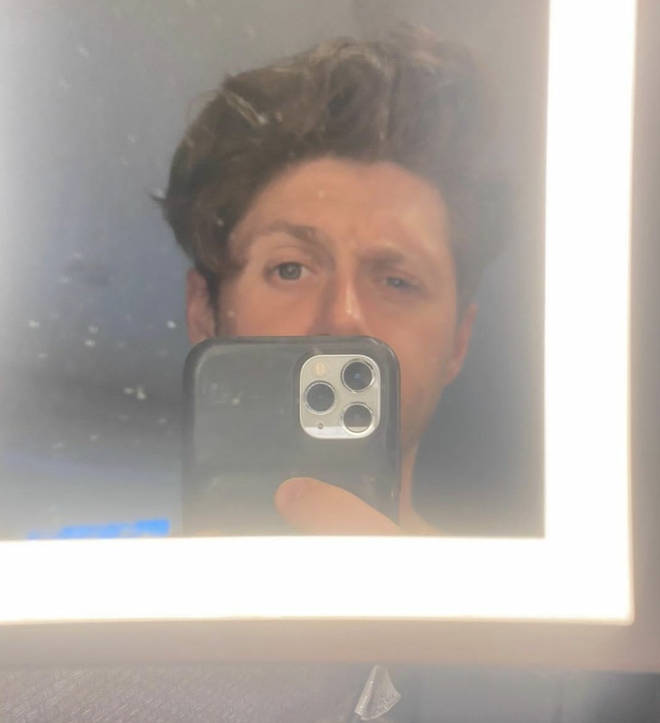 Niall Horan posts a selfie 1D fans think is a sign to Instagram