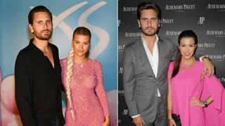 Scott Disick revealed his split from Sofia Richie was because of his friendship with Kourtney Kardashian.