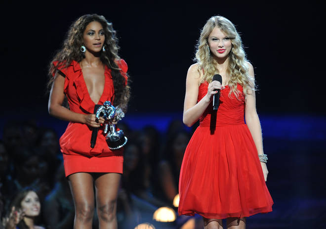 Beyoncé gave Taylor Swift her moment at the VMAs in 2009 after Kanye West stole the mic