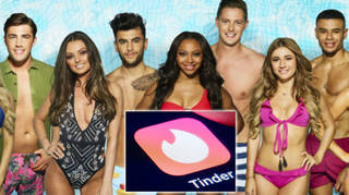 You can apply to Love Island 2021 with your Tinder profile