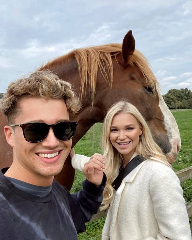 AJ Pritchard was with Abbie at the time of her accident