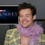 Harry Styles fans are convinced he's starring in The Eternals
