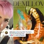 Demi Lovato will drop her album 'Dancing With The Devil' in April.