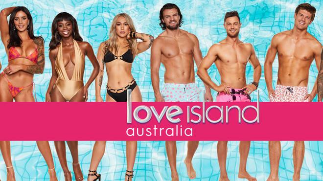 The cast of Love Island Australia 2019