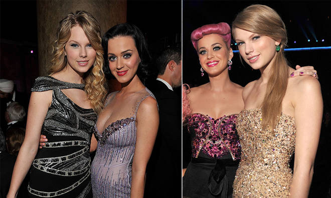 Inside Taylor Swift and Katy Perry's friendship.