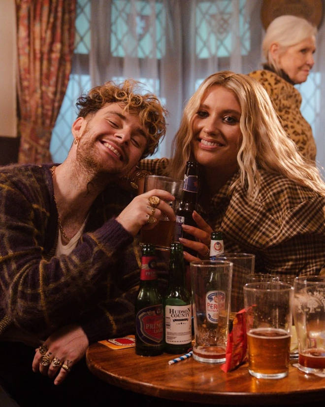 Ella Henderson and Tom Grennan joined Capital Breakfast with Roman Kemp