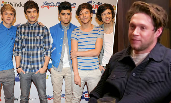 Niall Horan talks about living with One Direction