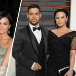 Demi Lovato's dating history includes Joe Jonas and Wilmer Valderrama