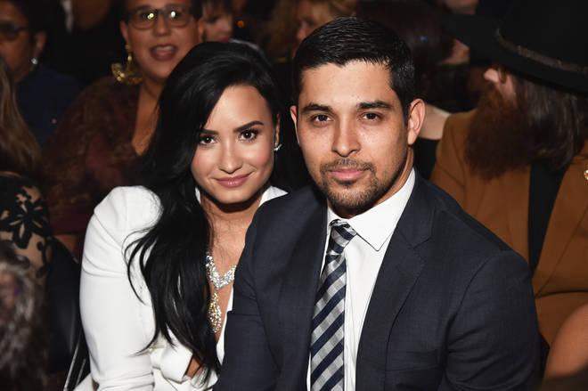 Demi Lovato and Wilmer Valderrama split in 2016
