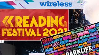 All the UK music festivals confirmed for 2021