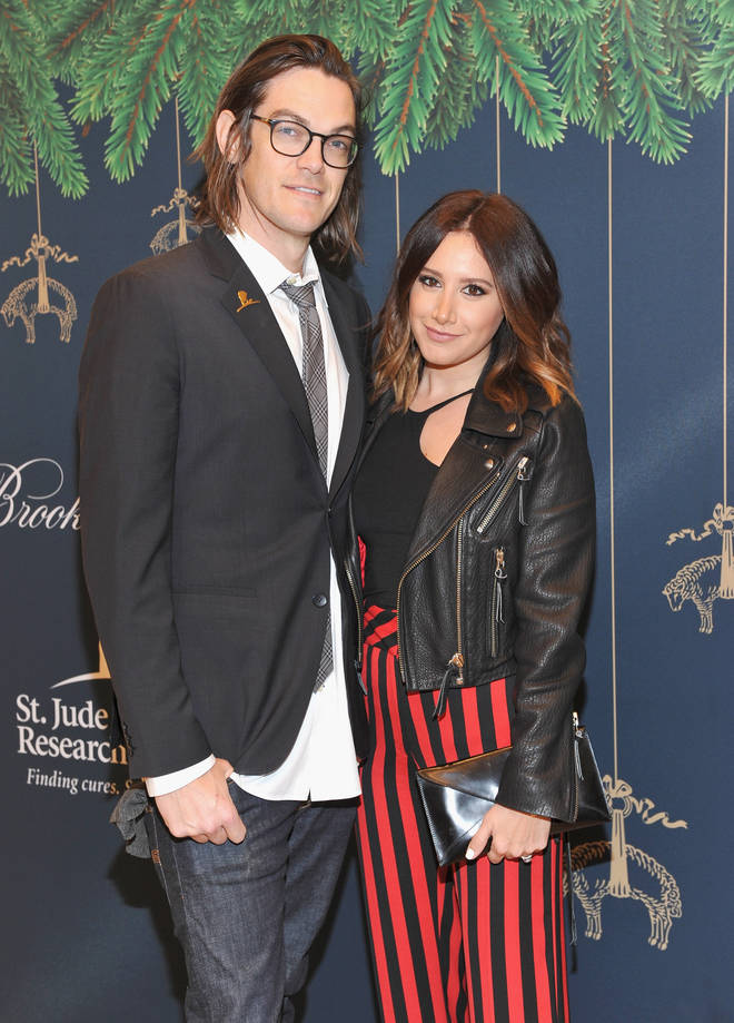 Ashley Tisdale and husband Christopher French married in 2014