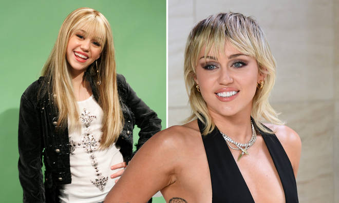 Miley Cyrus played Hannah Montana from the age of 12