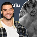 Noah Centineo is bulking up for his new movies