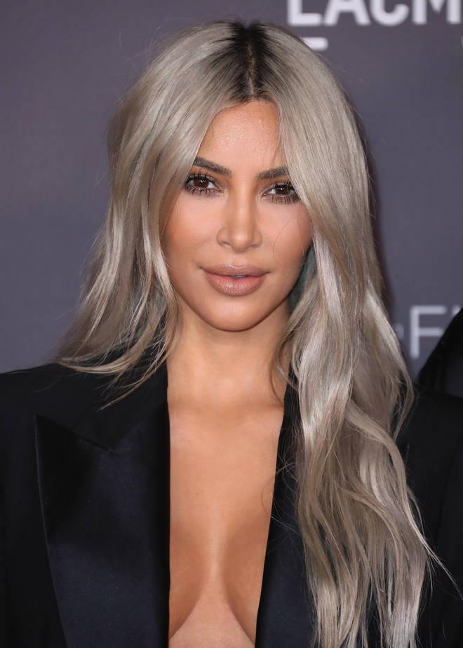 Kim Kardashian's blonde hair made a comeback a few times throughout the years.