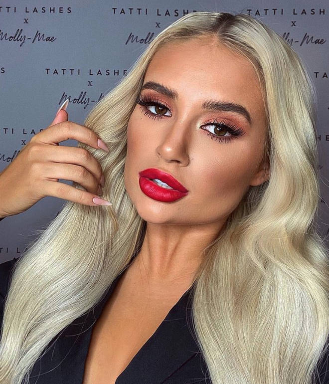 Molly-Mae Hague has revealed she had lip and jaw fillers after leaving Love Island.