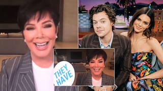 Kendall Jenner and Harry Styles' relationship was confirmed by Kris on The Ellen Show.