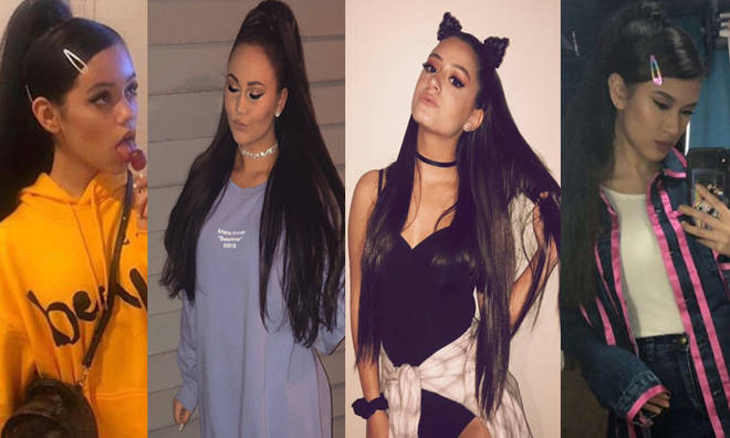These Ariana Grande fans just won Halloween