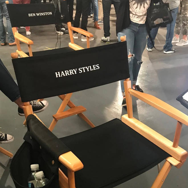 Harry Styles is the Executive Producer on 'Happy Together'