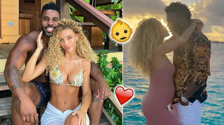 Jason Derulo and Jena Frumes are expecting their first baby together.
