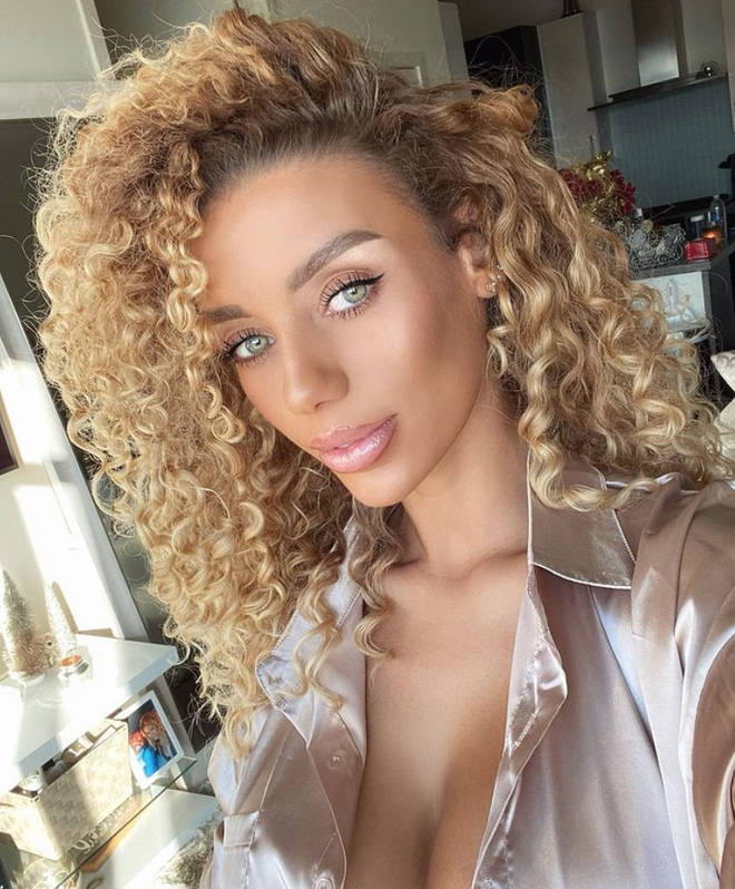 Jena Frumes has been dating Jason Derulo for over a year.
