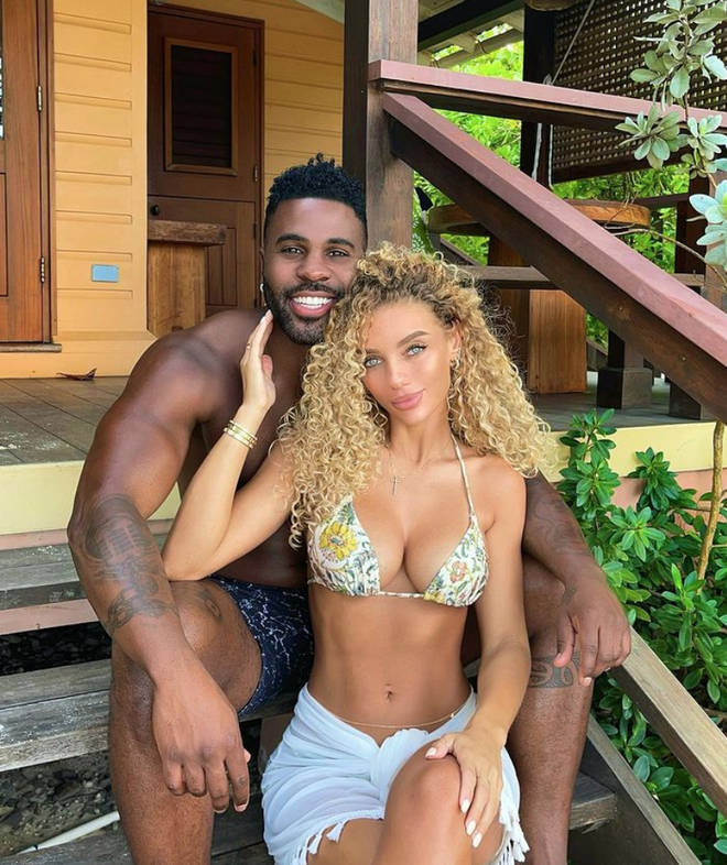 Jena Frumes and Jason Derulo were first romantically linked in March 2020.