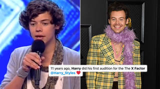 Harry Styles fans are celebrating his 11th anniversary of his X Factor audition.
