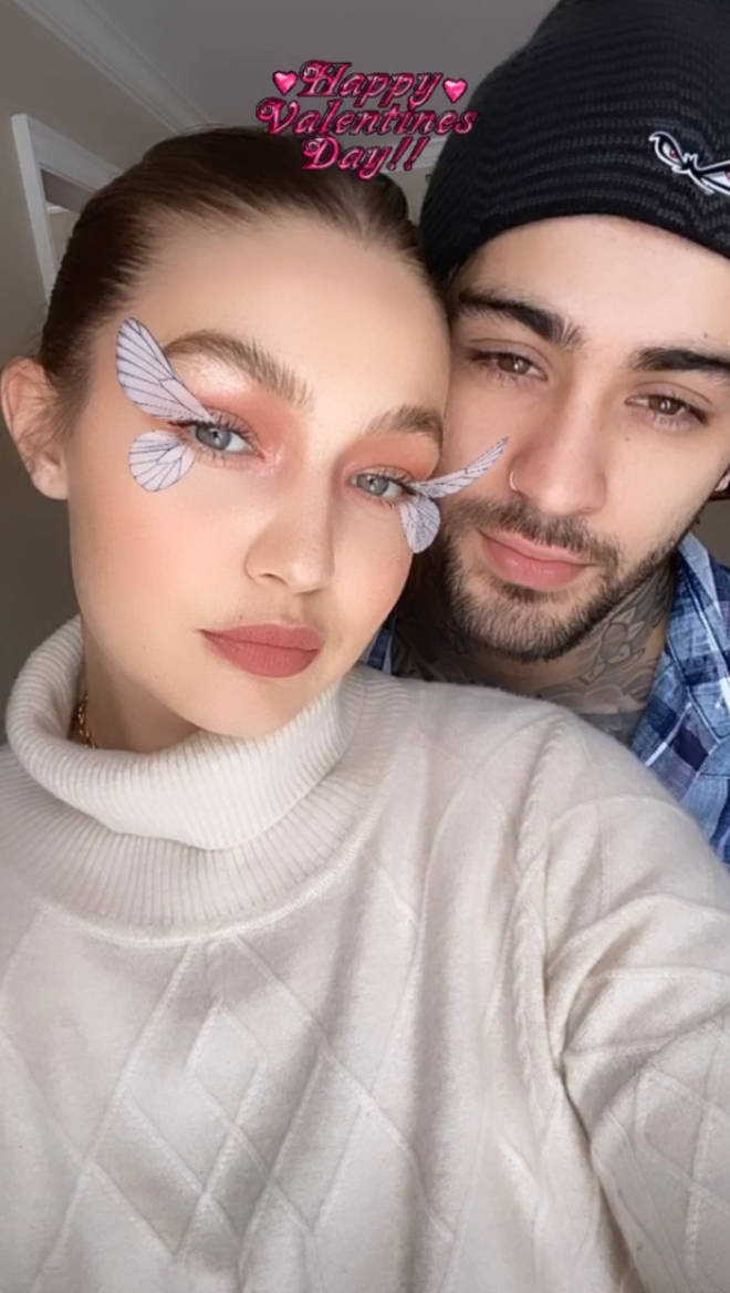 Zayn Malik and Gigi Hadid first started dating in late 2015.