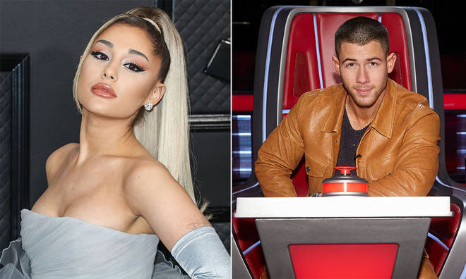 Ariana Grande will be one of the judges for season 21 of The Voice.