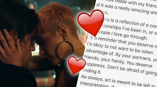 Halsey 'Without Me' music video
