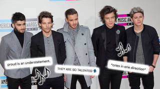 Fans have shared their excitement for what's in store for the One Direction boys in 2021.