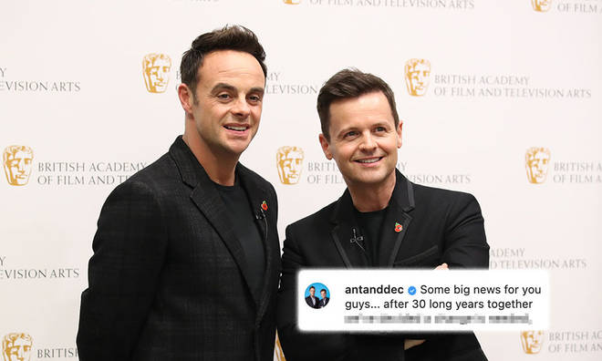 Ant and Dec's April Fool's Day prank went down well with fans.