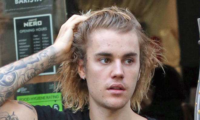 Justin Bieber showcases his dramatic new hairstyle sparking new music rumours