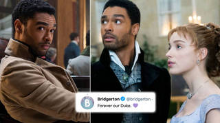 The Duke of Hastings won't appear in season two of Bridgerton.