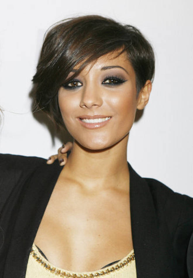Molly-Mae Hague took hair inspiration from The Saturdays' pop star, Frankie.