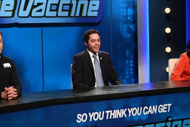 Pete Davidson is a regular on Saturday Night Live