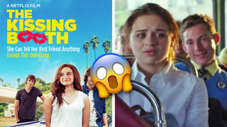 The Kissing Booth was transformed into a horror film by Netflix