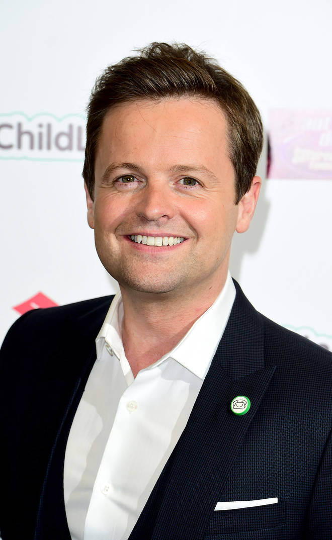 """Declan Donnelly is said to have been left """"shaken"""" following the attempted break-in."""