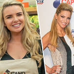 Nadine Coyle paid tribute to bandmate Sarah Harding on Celebrity Bake Off