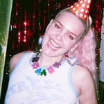 Anne-Marie celebrates her birthday with Roman Kemp
