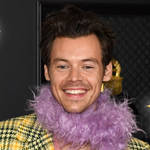 Harry Styles looks golden in a previously unseen Gucci campaign video