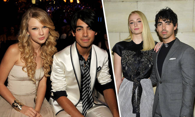 Taylor Swift's song 'Mr. Perfectly Fine' is believed to be about Joe Jonas