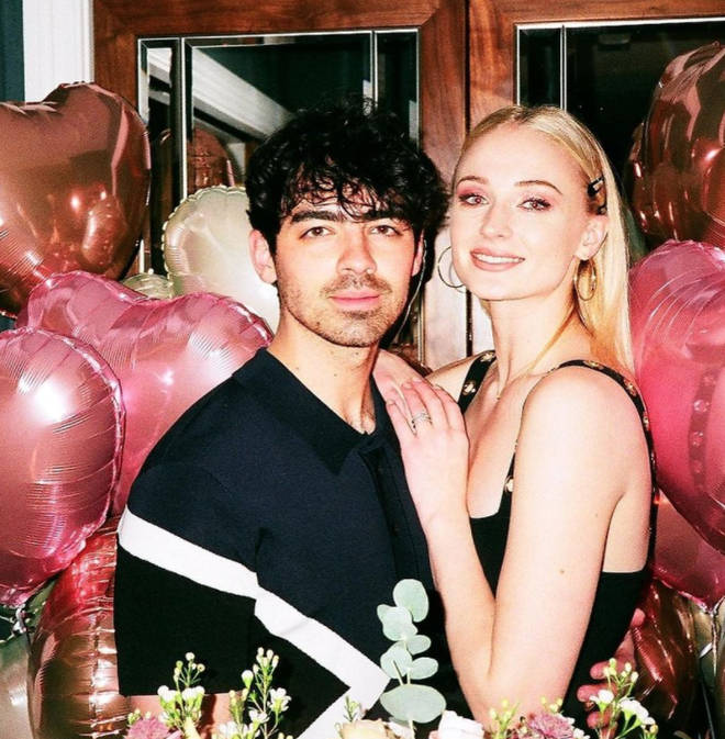 Sophie Turner and Joe Jonas welcomed a baby together last year