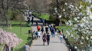 People will be able to enjoy a return towards normality as pubs reopen outdoors and outdoor dining is allowed