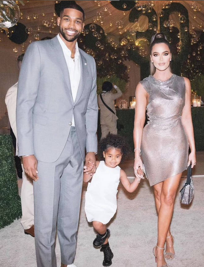 Khloé Kardashian recently got back with Tristan Thompson