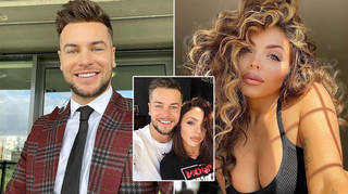 Chris Hughes revealed he and Jesy Nelson are 'good friends' following their split.